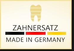 Zahnersatz made in germany - Zahnarztpraxis Willich Schiefbahn